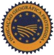Logotipo da UE que identifica qualquer produto IGP