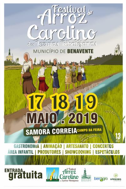 3º Festival Arroz Carolino